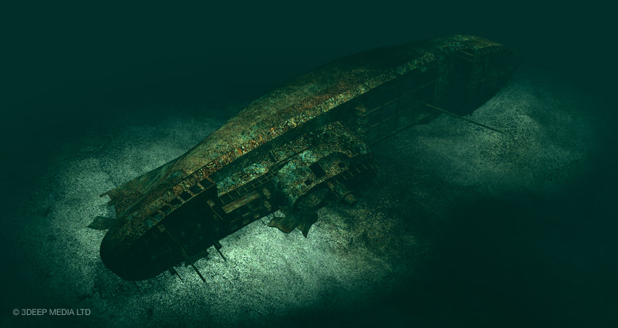 James Barrie Wreck